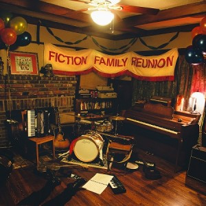Fiction Family Reunion Cover Art