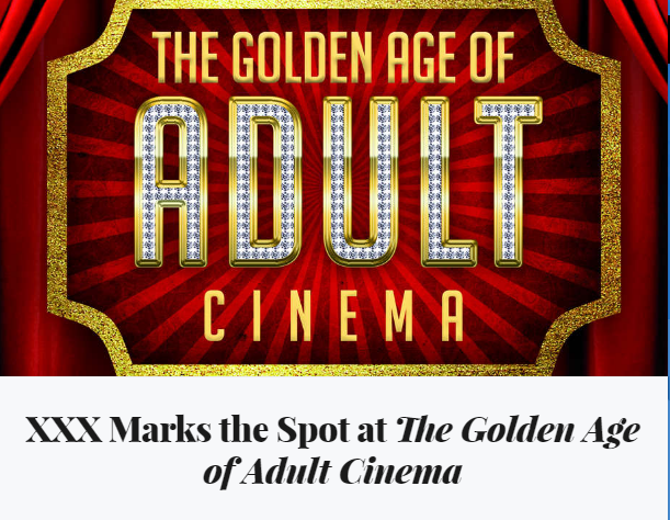 The Golden Age of Adult Cinema Los Angeles Tickets 20 60 at Cupcake Theater. 2017 02 26